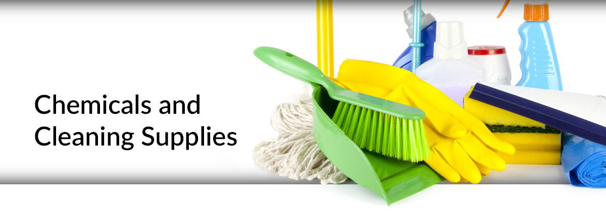 Chemicals and Cleaning Supplies